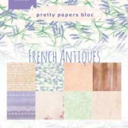 Marianne D Paperpad French Antiques PK9167 A5