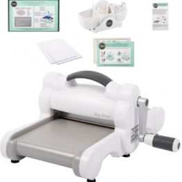Sizzix Big Shot Machine + Caddy