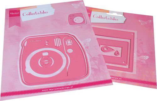Marianne D Collectables Instant camera COL1498 150x210mm (06-21)